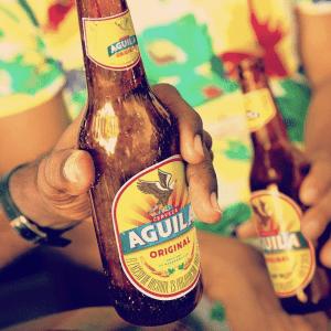 Cervesa Aguila