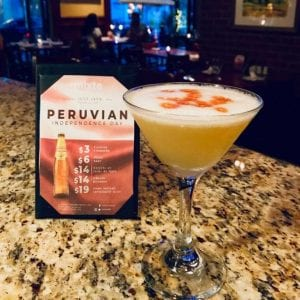 Pisco Sour Philadelphia